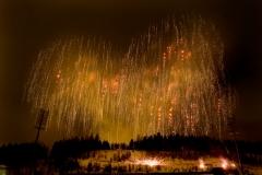 pyro ilotulitus lahti Salpausselän kisat 2010
